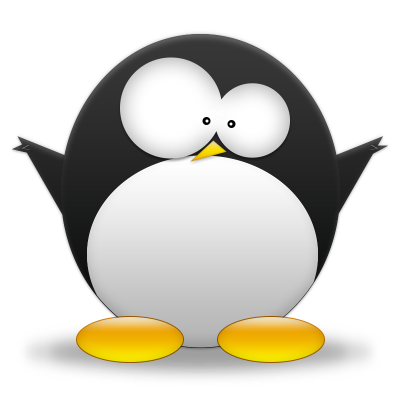 Just a Penguin